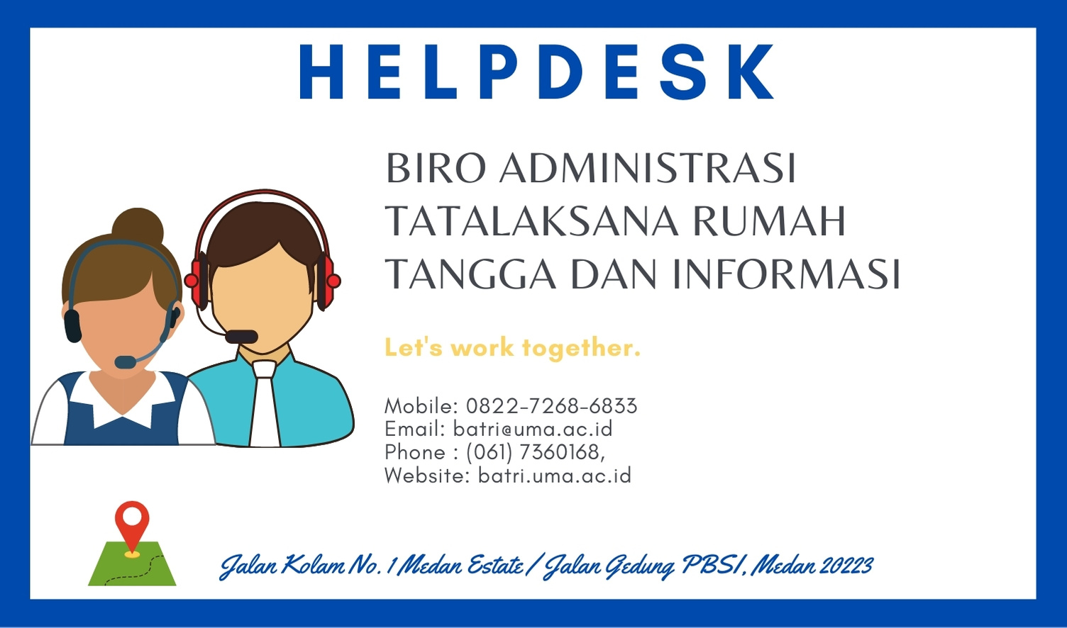 Helpdesk BATRI