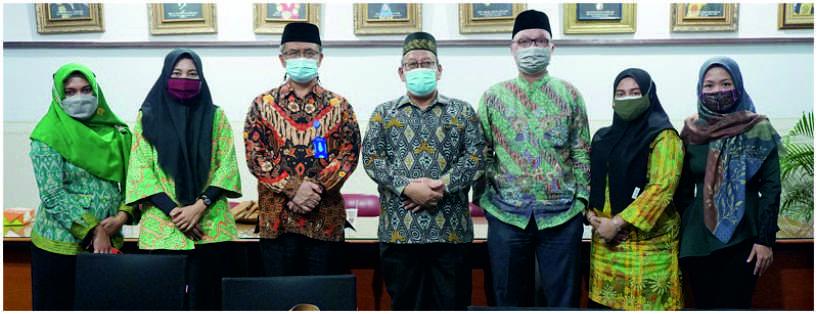 Penandatanganan MoA Pusat Manajemen Syariah