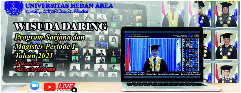 Wisuda Daring Program Sarjana